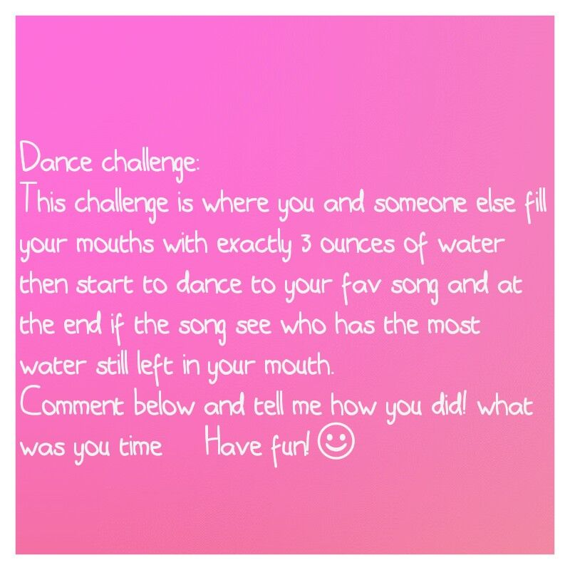 This Is A Fun Thing To Do When You Are Bord! Try Doing