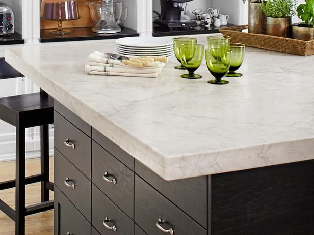 The Ikea Island Is Topped With Carrara Marble The Rest Of The Kitchen Counters Are Black Granite The Top Was Kitchen Design Kitchen Design Pictures Kitchen