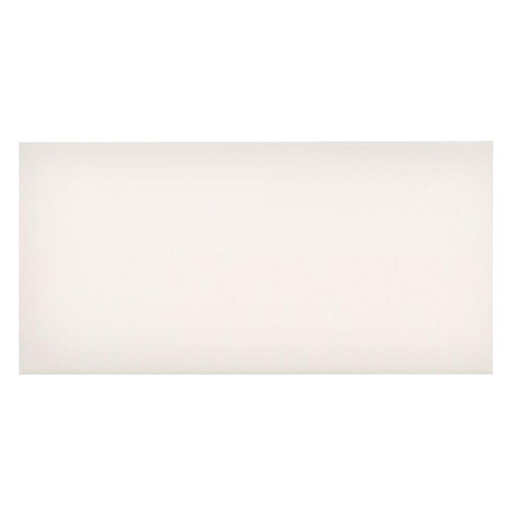 Daltile Modern Dimensions Arctic White 4 1 4 In X 8 1 2