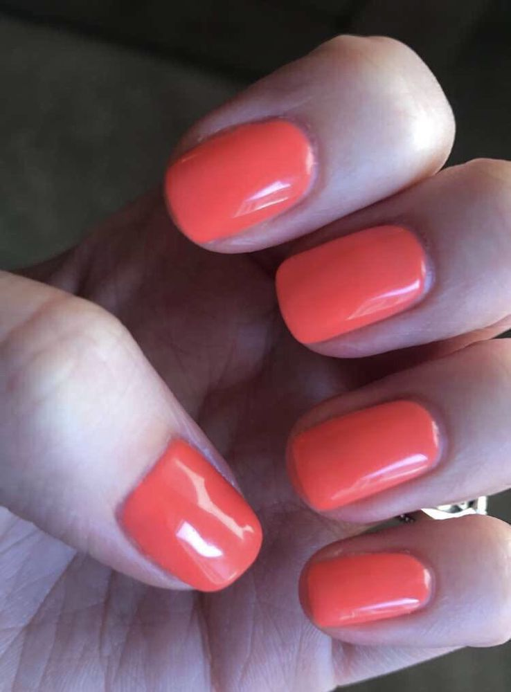 Photo of French Nail - Marysville, WA, United States. Cute gel nails ...