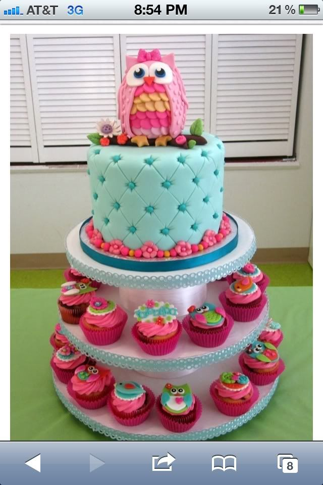 Owl Party Ideas for Girls | Photobucket Pictures, Images and Photos