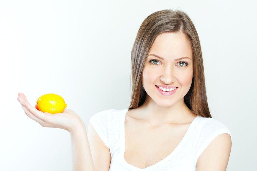Limão azedo, mas óptimo para a saúde