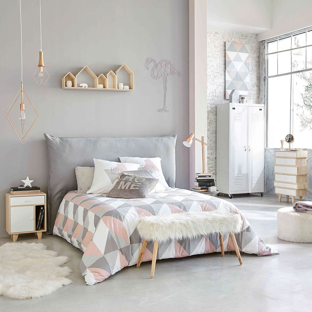 d co murale flamant rose en fil de m tal erika. Black Bedroom Furniture Sets. Home Design Ideas
