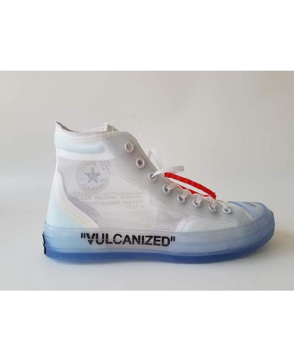 recognized brands huge sale elegant appearance Good Quality Cheap Price UA Off White Converse All Star ...