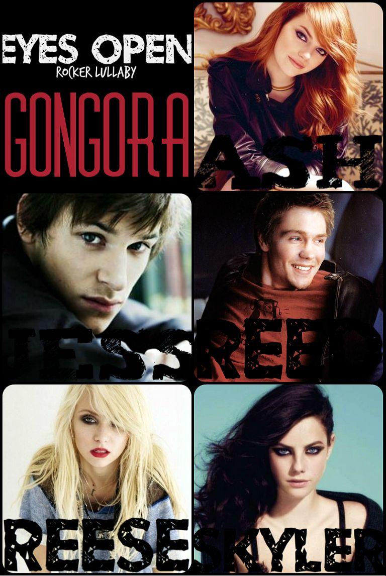 Collage Gongora