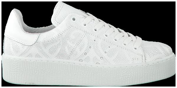 Witte TANGO Sneakers CHANTAL | sneakers | Tango, Prints, Leer