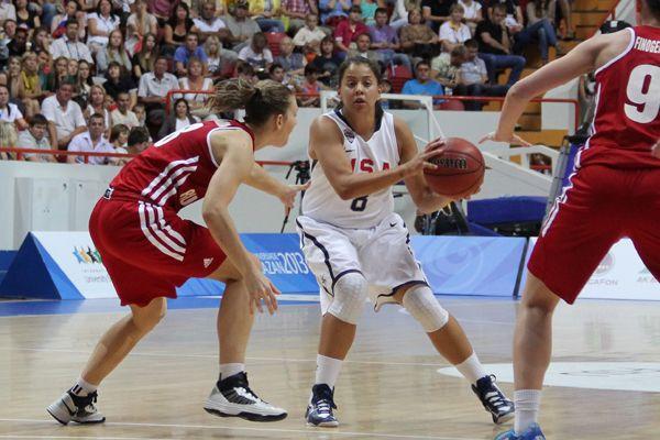 Shoni Schimmel Wins Gold Basketball Players Basketball Teams Women
