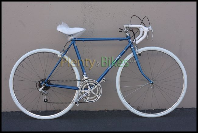 Here S An Old Japanese Nishiki With Shimano 600 S Bicycle Road