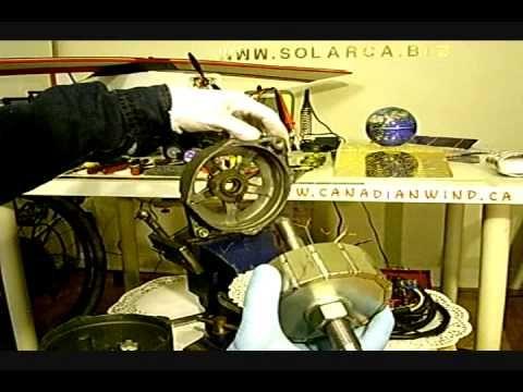 Permanent magnet alternator generator part 102 preparation permanent magnet alternator generator part 102 solutioingenieria Images