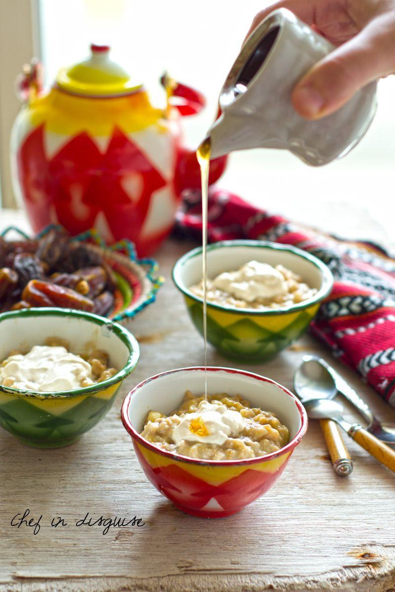 Masoub (Yemeni banana bread pudding ) | Arabic food | Banana
