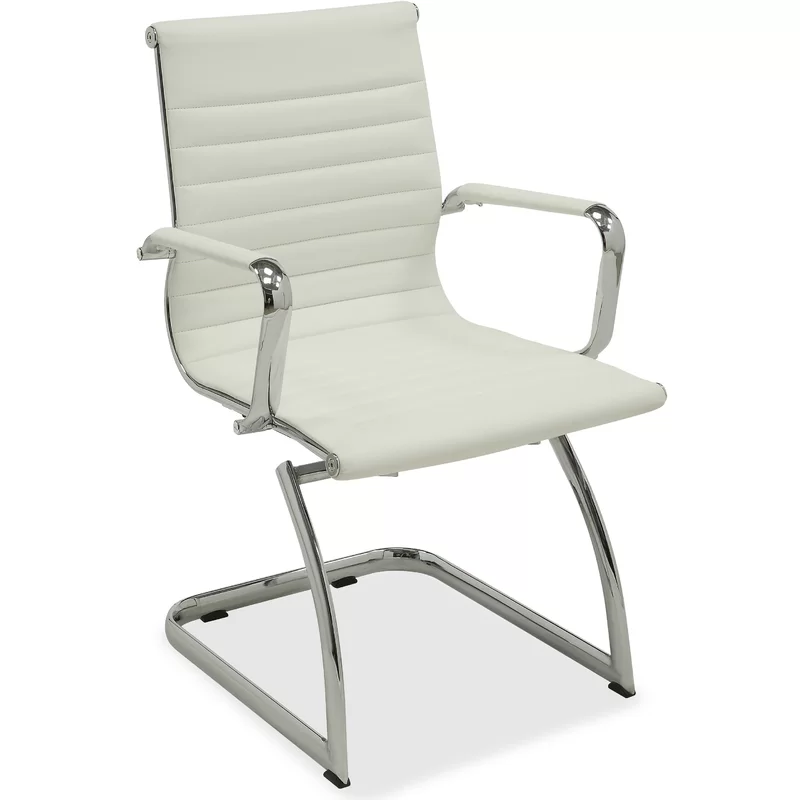 Leather Guest Chair Chair, Farmhouse table chairs