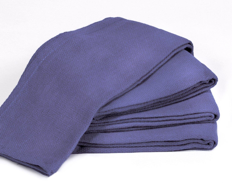 "Towels by Doctor Joe Blue 16"" x 25"" New"