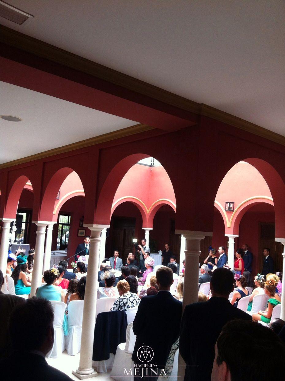 Hacienda Mejina #Bodas #Novia #Sevilla