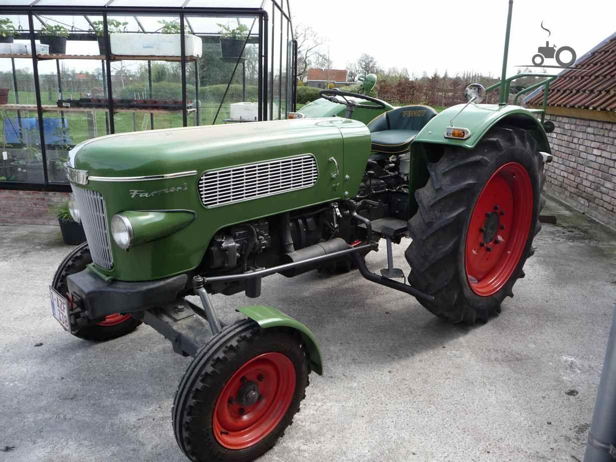 Fendt Farmer 2 luc1963 | TRACTORS | Pinterest | Farmers and Tractor