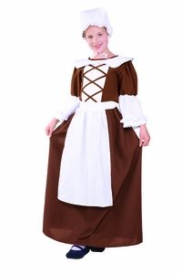 teen colonial girl costume #thanksgiving