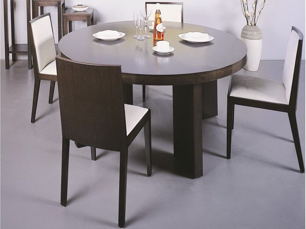 beverly hills omega dining table round wenge dining table