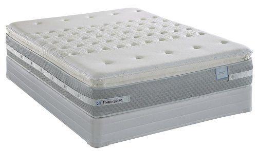 Sealy Posturepedic Olympia Plush Euro Pillow Top