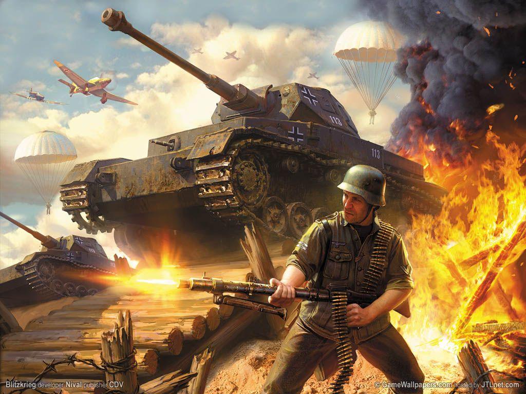 Blitzkreig tanks panzers pinterest panzer segunda guerra wallpaper with resolution altavistaventures Image collections