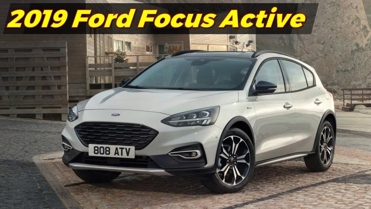 2020 Ford Focus Active New Review Ford Focus Ford New Cars