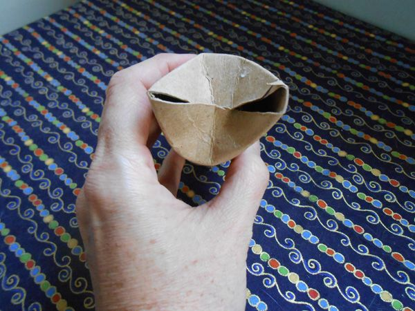 Toilet Roll Toy Recover and Repurpose Toys
