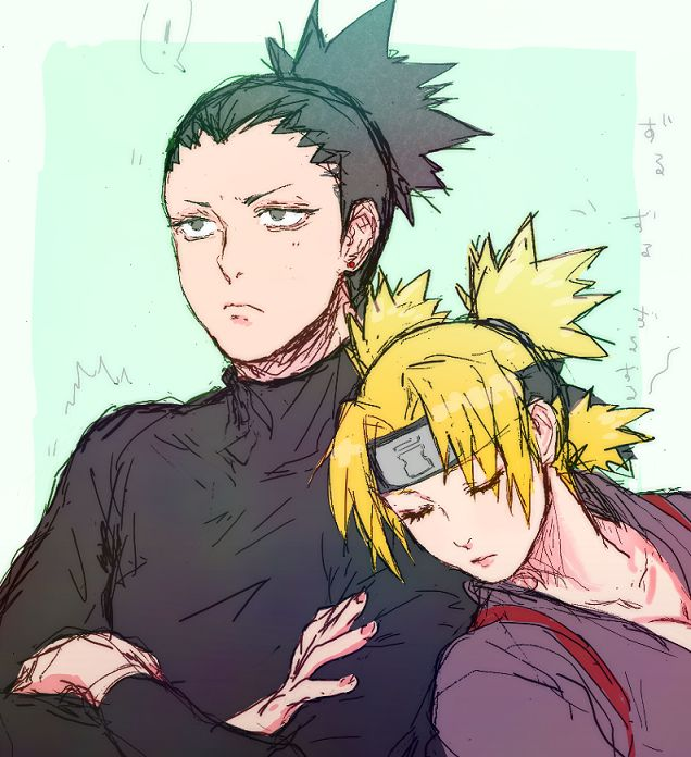 Naruto temari super deepthroat - 2 8
