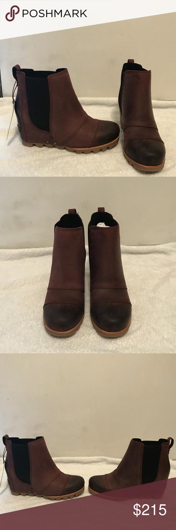 5cd10fa9a61d NIB Sorel Lea Wedge New in box! Sorel Lea Wedge. Size 9. Sorel Shoes Winter    Rain Boots