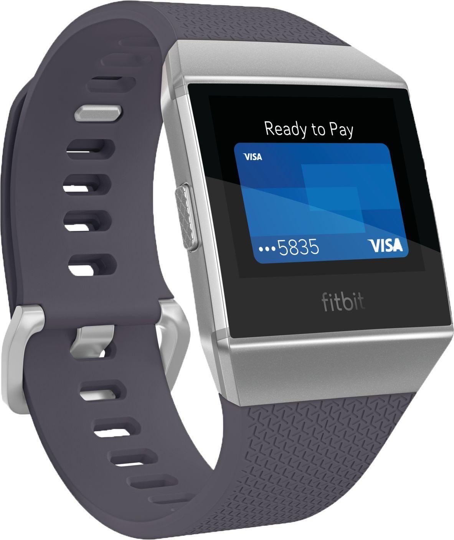 Fitbit ionic watch fitness smart watch fitbit fitness