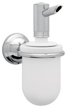 Hansgrohe-06092000 C Accessories Soap Dispenser in Chrome