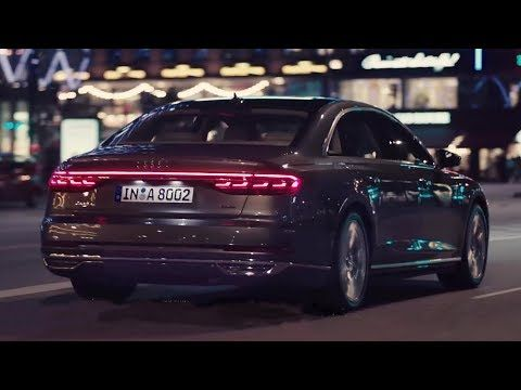 2018 Audi A8 Excellent Sedan Youtube Audi Past And Present