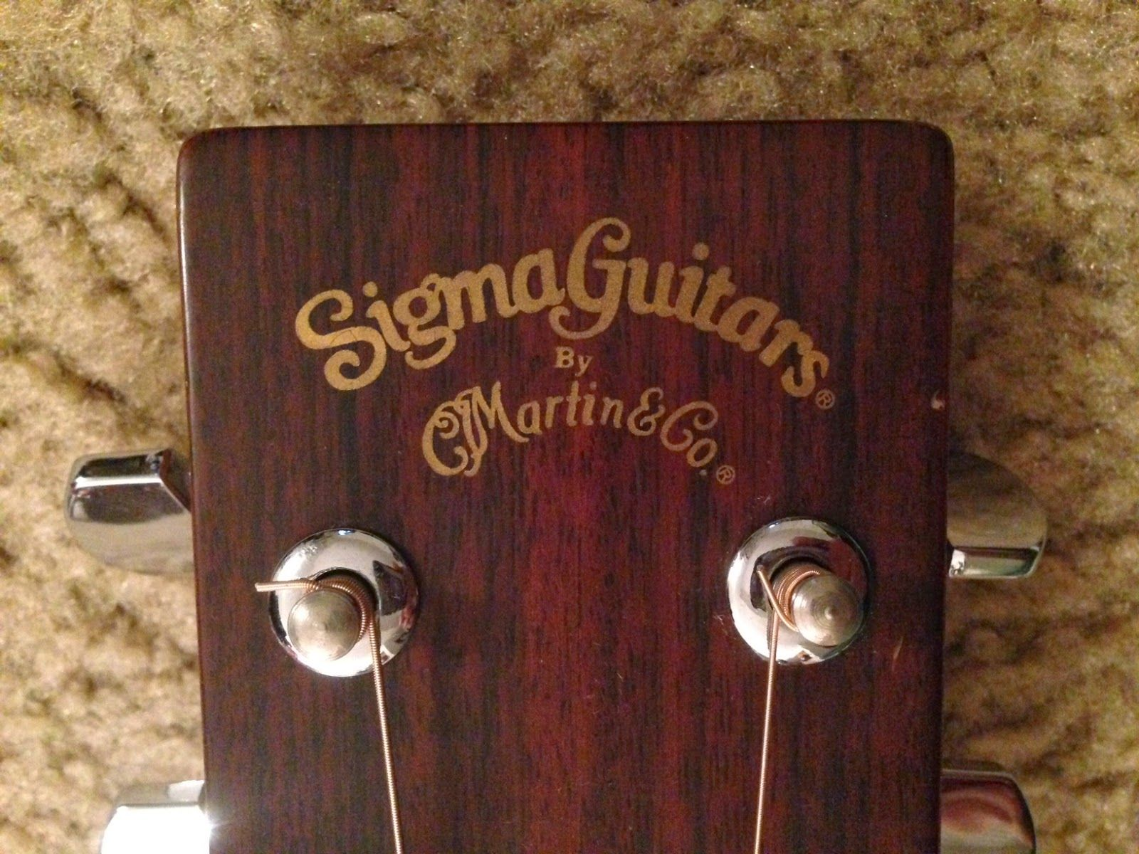 Sigma Guitars By Martin Co Dr1st Acoustic Guitar Acoustic Guitar Ovation Guitar