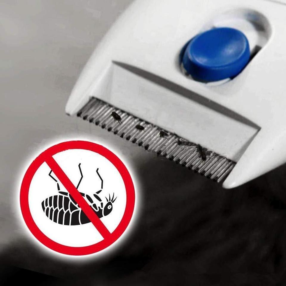Flea doctor electronic flea comb fleas flea and tick