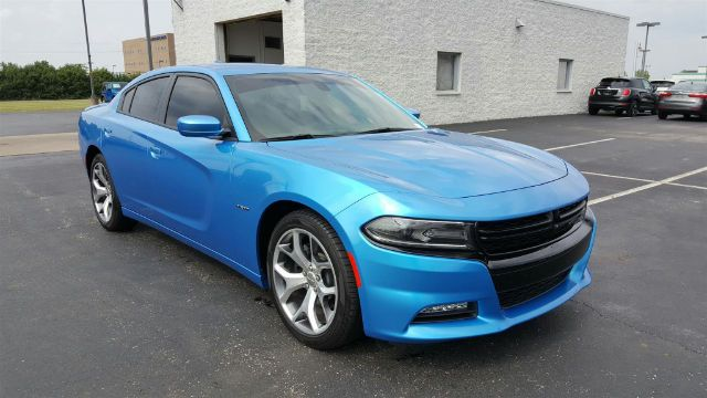 2016 Dodge Charger Rt Blue Cloth Interior 5 7l V8 Automatic W