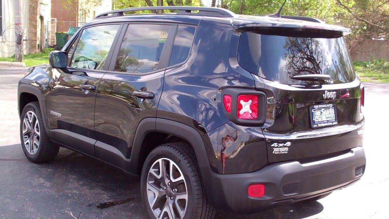 2017 Jeep Renegade 4x4 Latitude Dekalb IL near Rockford IL