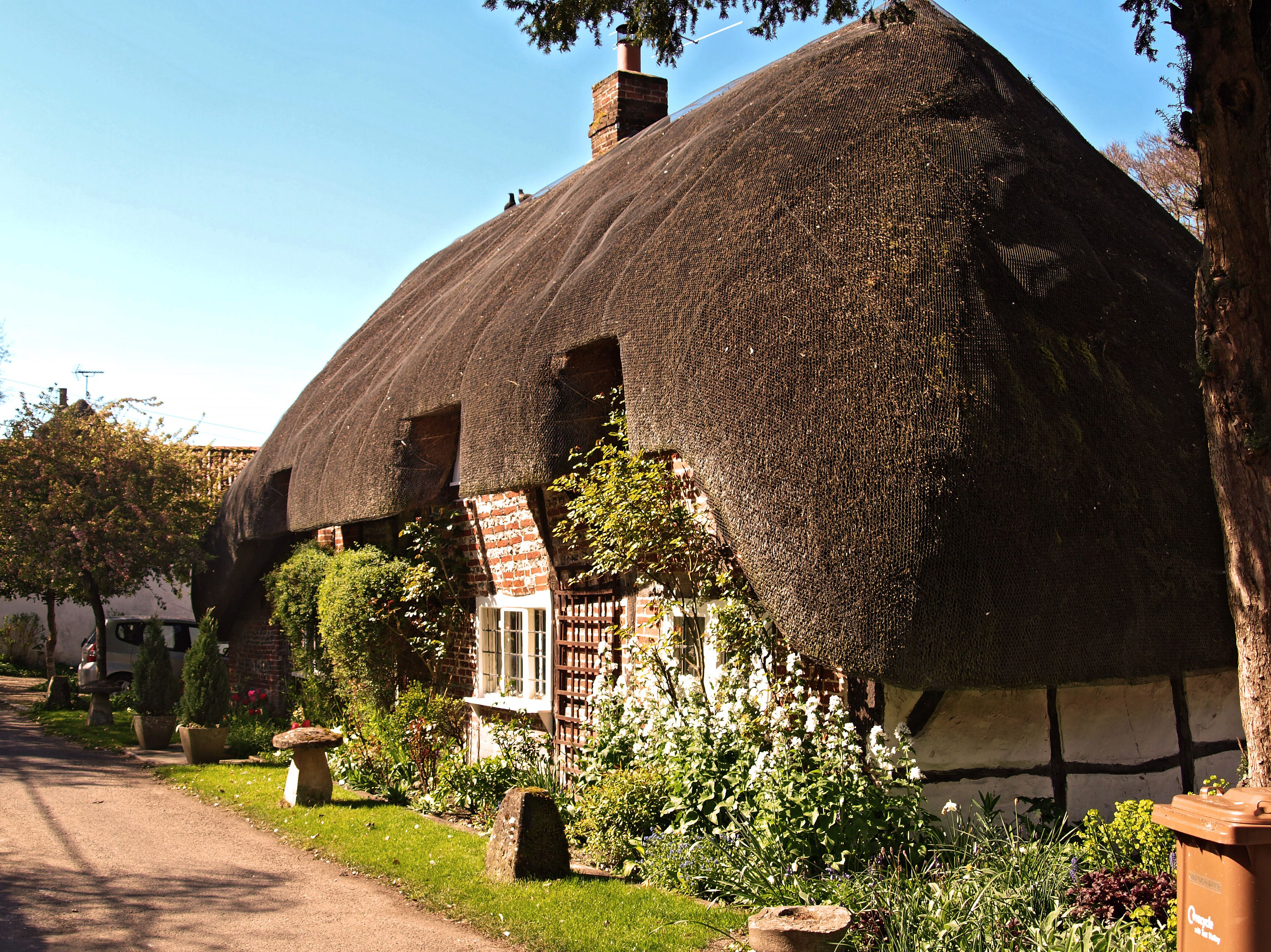 Image Result For Miss Marple S House In Nether Wallop