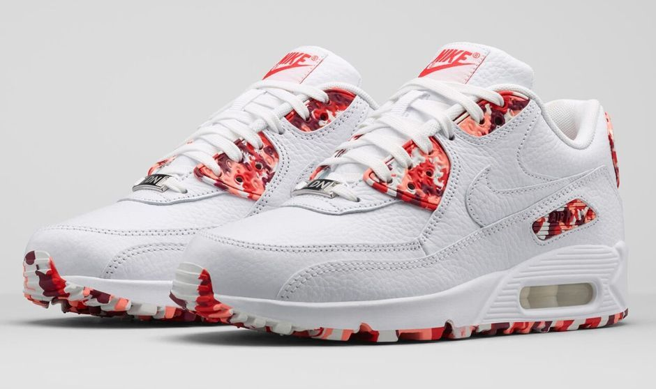 ᐅ Nike Air Max 90 – City Collection | Nike schuhe, Nike ...