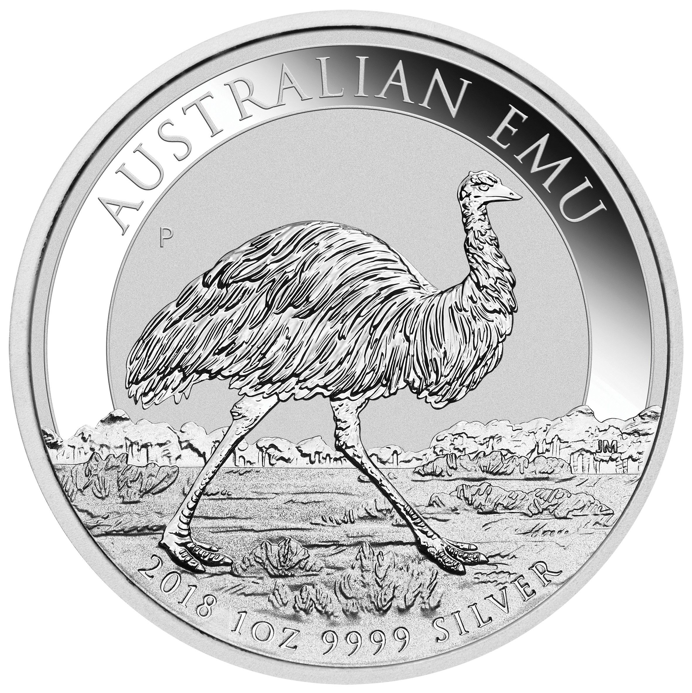 Emu 1oz 9999 Silver Coin In 2020 With Images Coins Proof Coins Emu