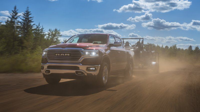 Ram 1500 Becomes First Full Size Pickup To Get Top Safety Pick