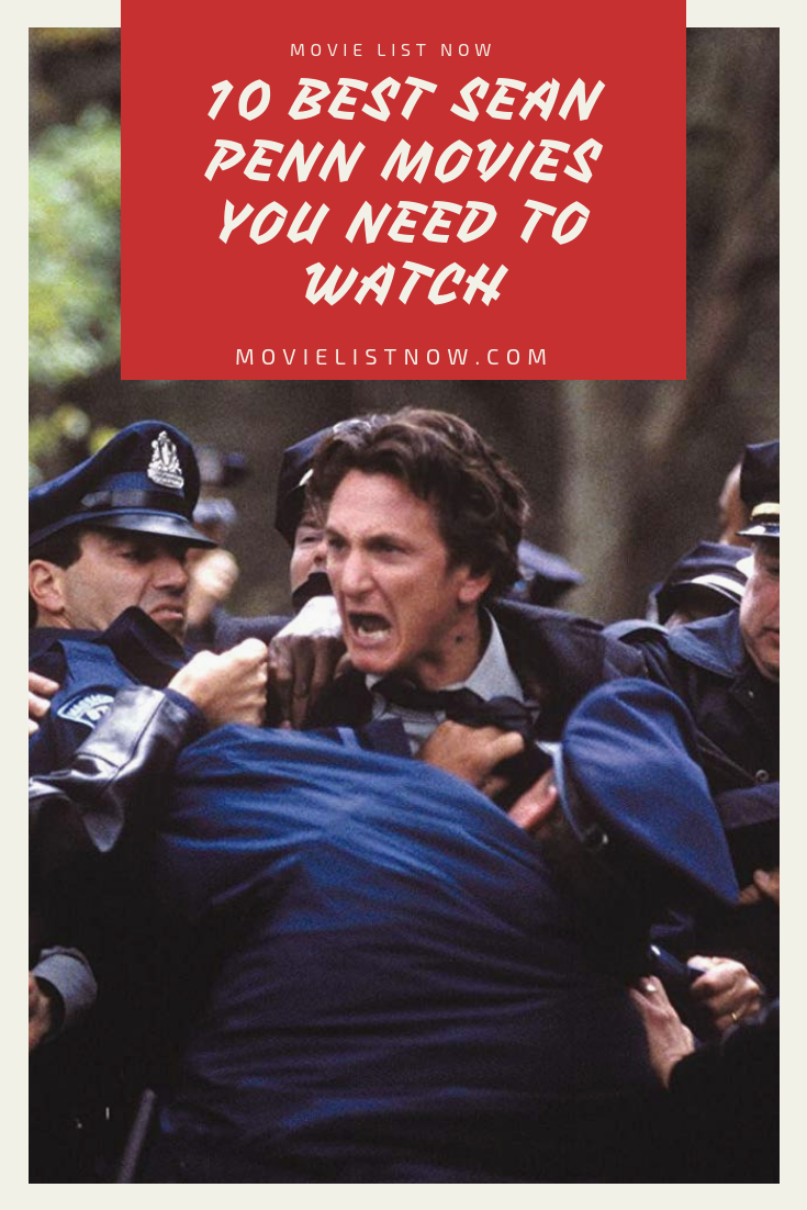 Movie sean penn Sean Penn