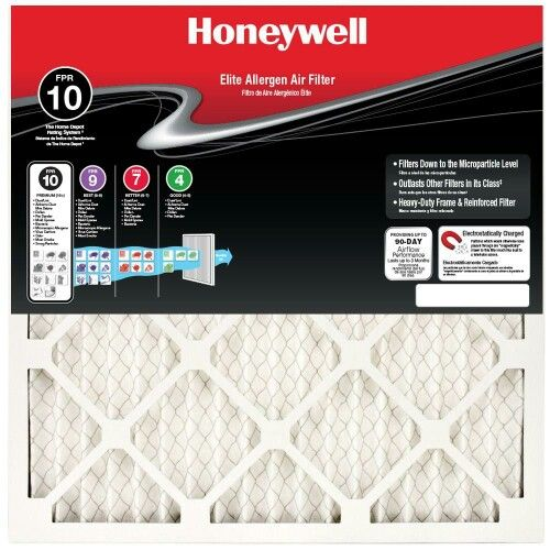 Honeywell Air Filters Electrostatic Air Filter Filters Air Filter