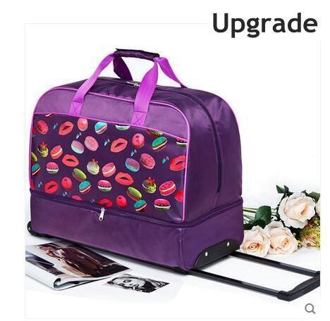 Item Type: Travel Bags Item Height: 50cm Item Width: 25cm Item ...