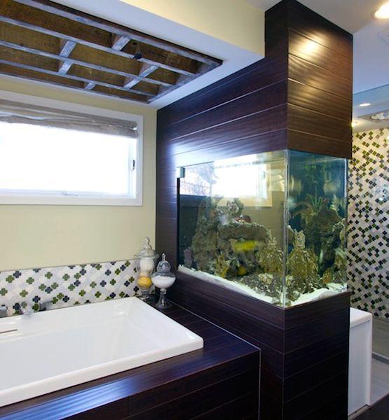 unbelievable fish tanks that make a splashSalt Water Spa One