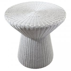 Awe Inspiring Boston Light Grey Mushroom Shaped Side Table Side Tables Download Free Architecture Designs Crovemadebymaigaardcom
