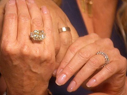 Gene Simmons And Shannon Tweed S Wedding Rings All The Details