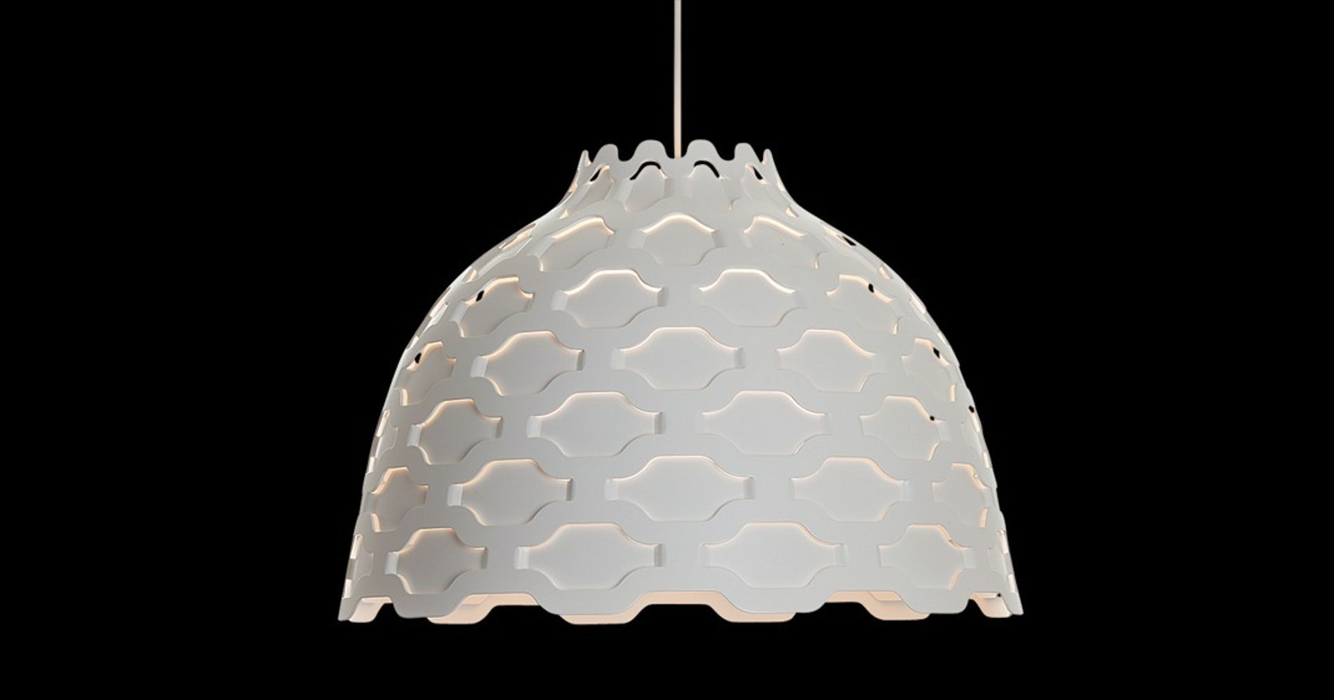 Lamp by Louise Campbell for Louis Poulsen,