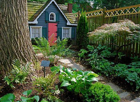 Shade Gardens – Landis Garden Design - Garden | Pinterest - Tuinen