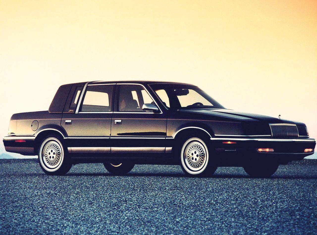 Automóviles8090 Chrysler New Yorker Fifth Avenue 1990