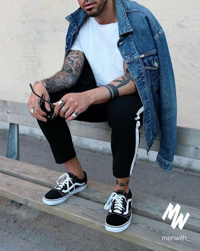 chaussure vans homme style
