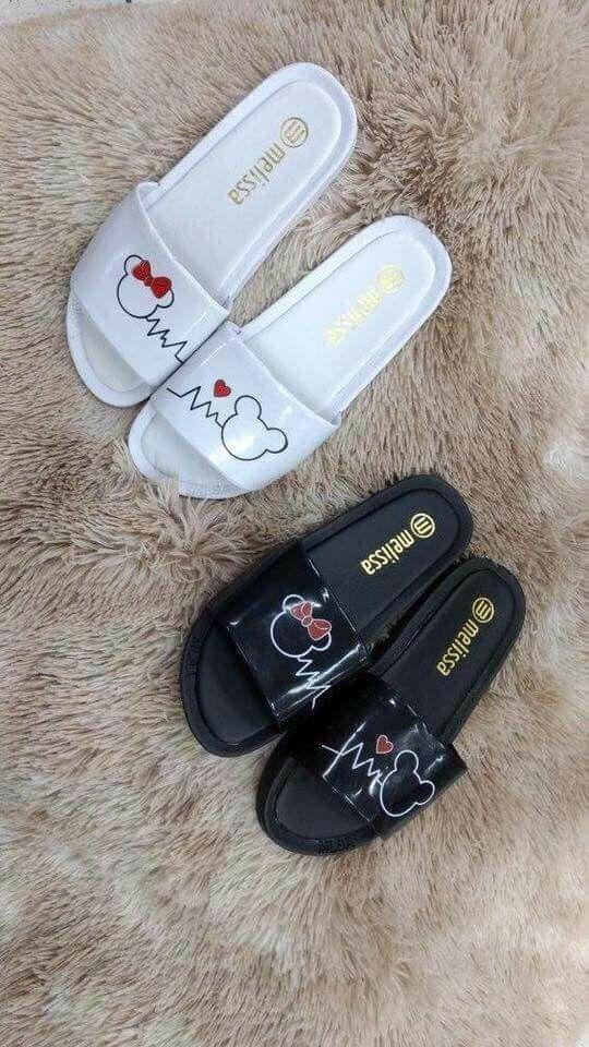 ba1f95cfe Melissa #mickey #disney | เพ้นท์รองเท้า in 2019 | Sapatos, Sapatos ...