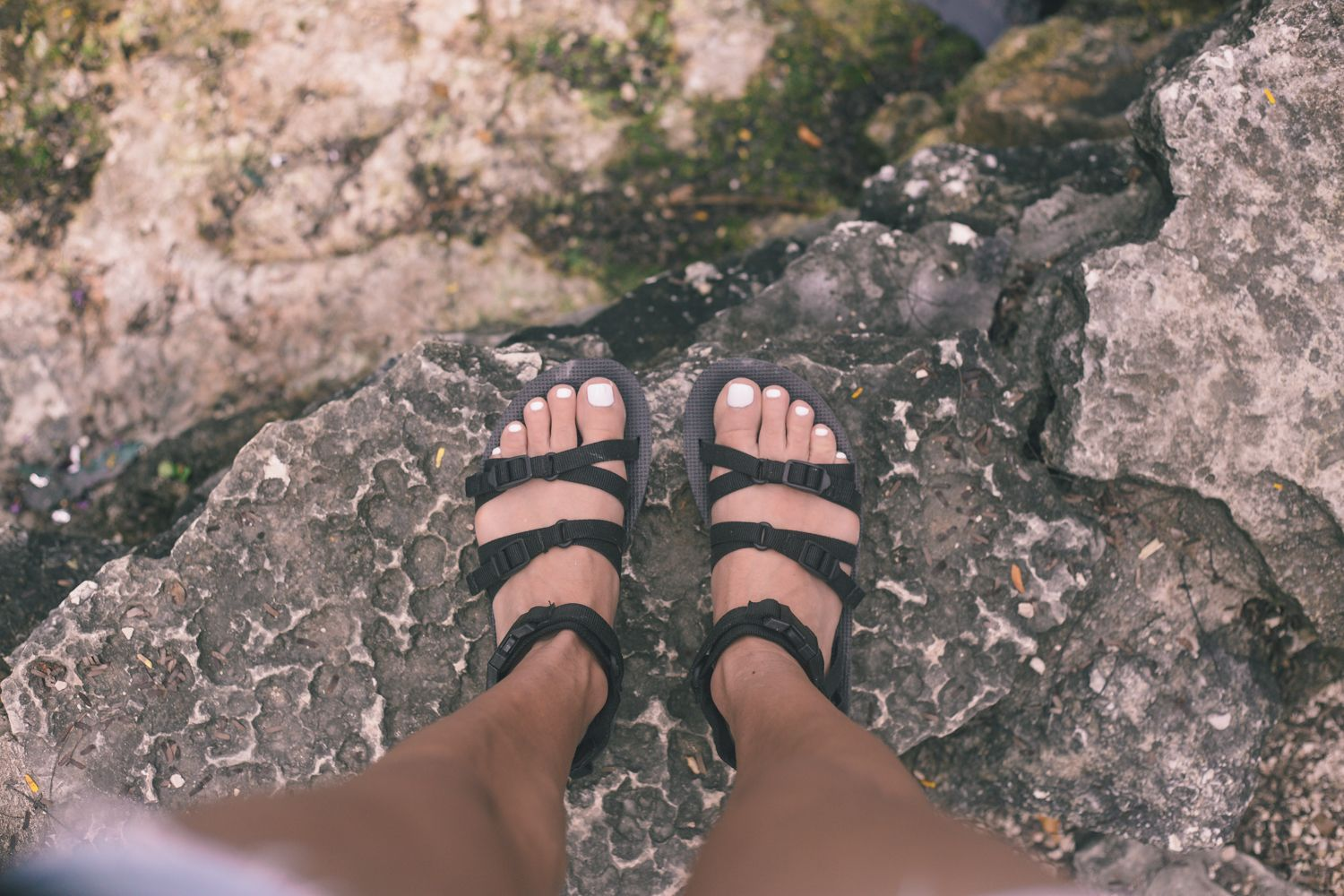 277da768f482 Point of view picture of Teva Alp sandals