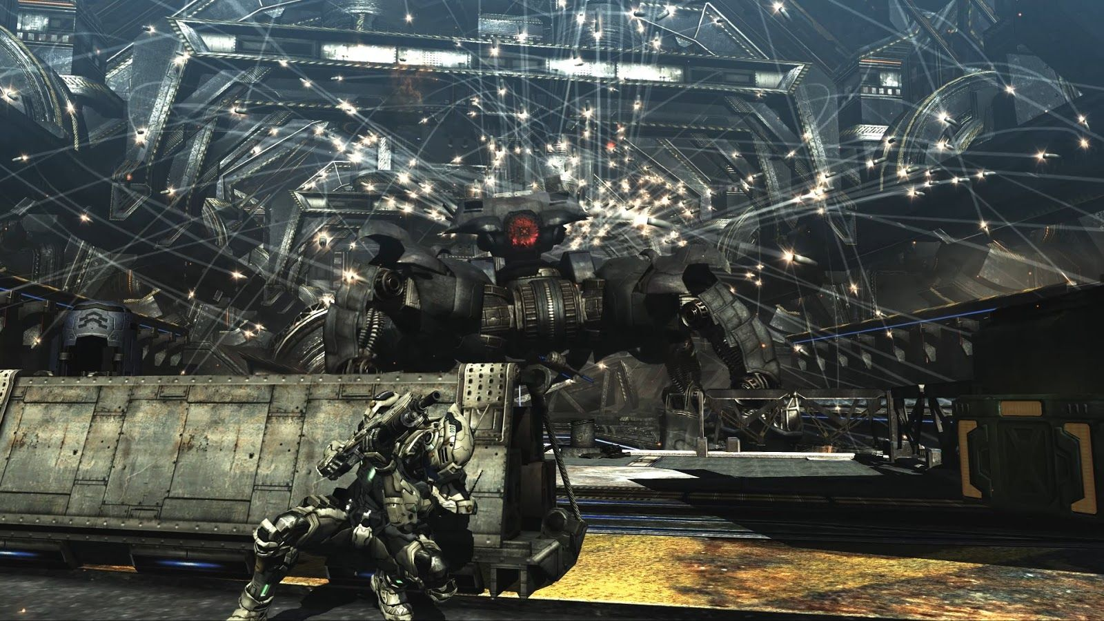 Vanquish PC Game Screenshot 3 Games, Third person